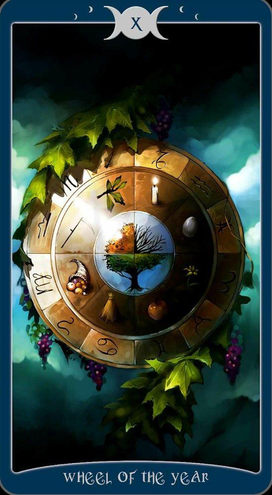 Книга теней_Колесо Фортуны