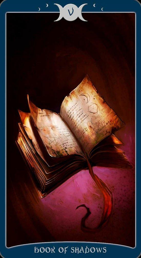 Книга теней_Иерофант