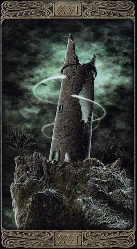Таро призраков_Башня