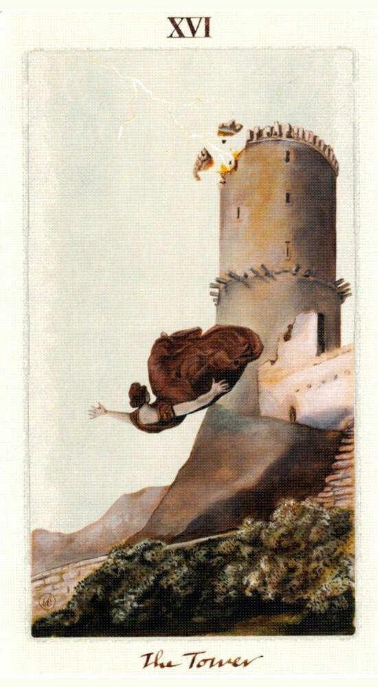 Таро языческих иномиров_Башня