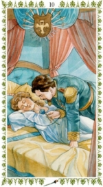 Романтическое таро_10 мечей