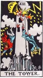 таро Райдера-Уэйта, Башня