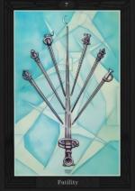 Таро Алистера Кроули_7 мечей