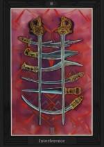 Таро Алистера Кроули_8 мечей