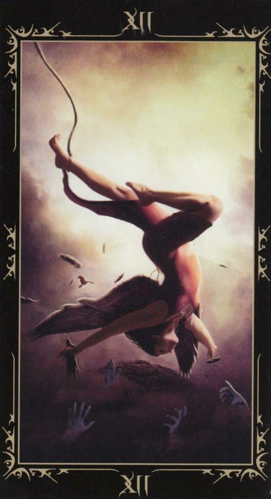 Таро Темных сказок_ Повешенный