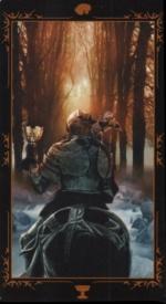 Таро Темных сказок_Рыцарь кубков