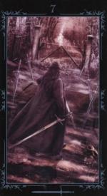 Таро Темных сказок_7 мечей