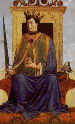 Золотое Таро_Король мечей