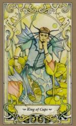 Таро Мистических фей, Король кубков