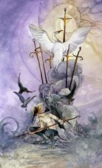 Таро Долина Миражей_7 мечей