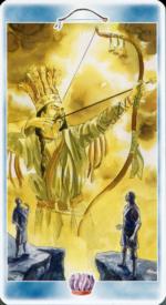 Таро Шаманов, Король мечей