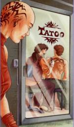 Таро 78 дверей_8 пентаклей