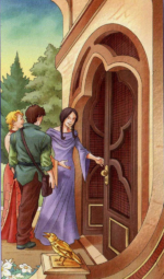 Таро 78 дверей_9 пентаклей