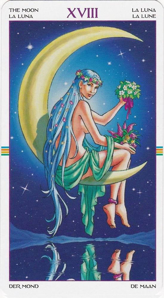 Колесо года_Луна