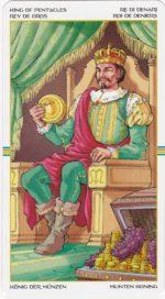 Колесо года_Король пентаклей