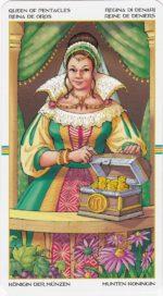 Колесо года_Королева пентаклей