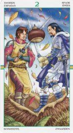 Колесо года_2 мечей