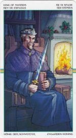 Колесо года_Король мечей