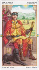 Колесо года_Король жезлов