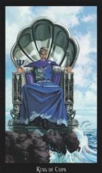 Таро Ведьм, Король кубков