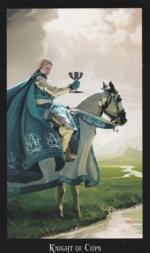 Таро Ведьм, Рыцарь кубков