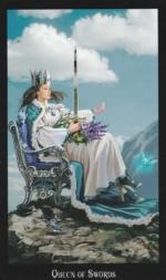 Таро Ведьм, Королева мечей