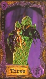 Таро Чудожеств_3 мечей