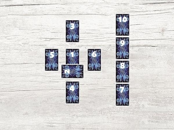 Знаки смерти в картах Таро